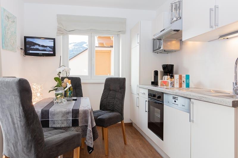 appartement saalbach ferienwohnung 3-3