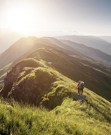 Wandern _ Hiking in Saalbach Hinterglemm 1200x800
